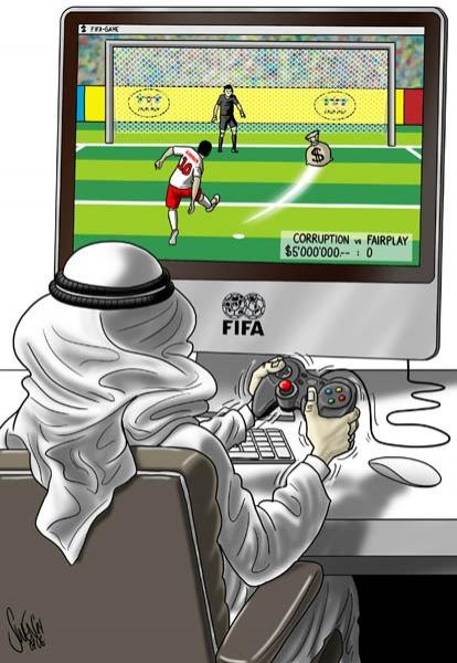 FIFA Weltmeisterschaft 2014 - Korruption vs. Fairplay