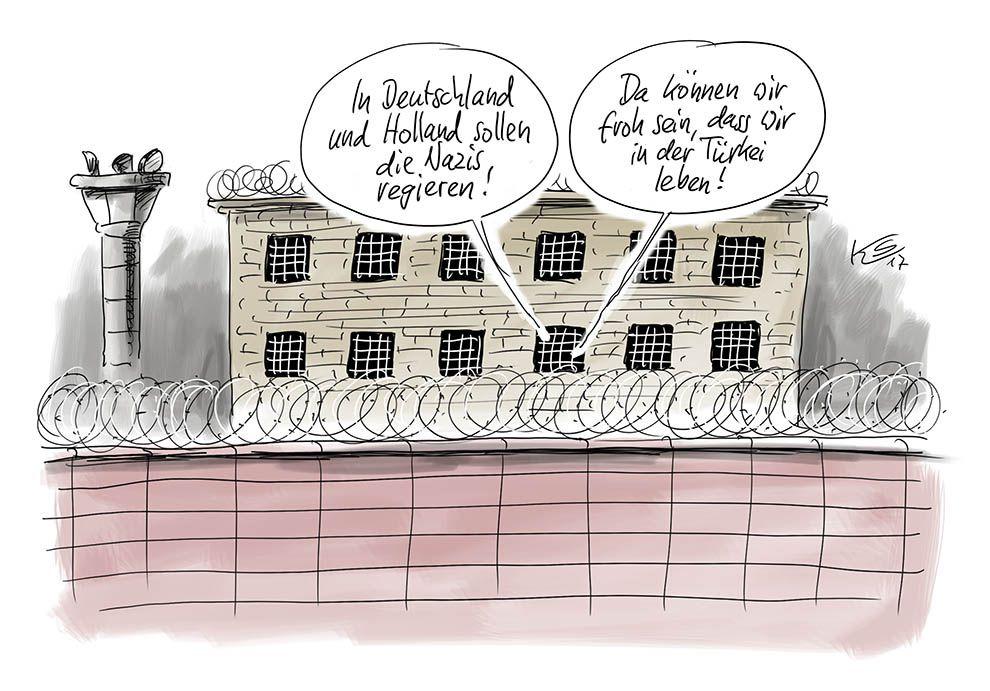In Deutschland regieren die Nazis