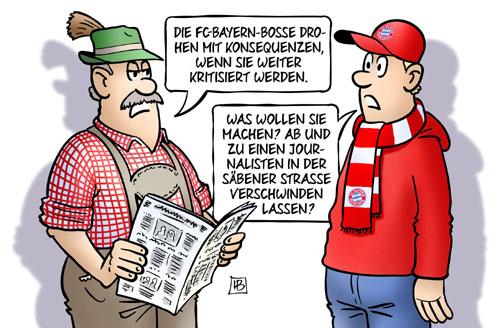Was die Saudis und der FC Bayern gemeinsam haben