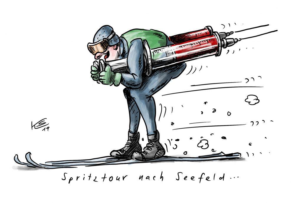 Spritztour nach Seefeld