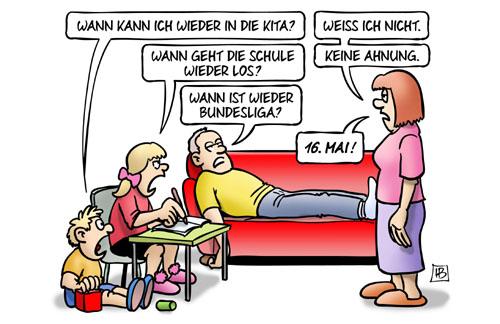 Bundesliga - Neustart