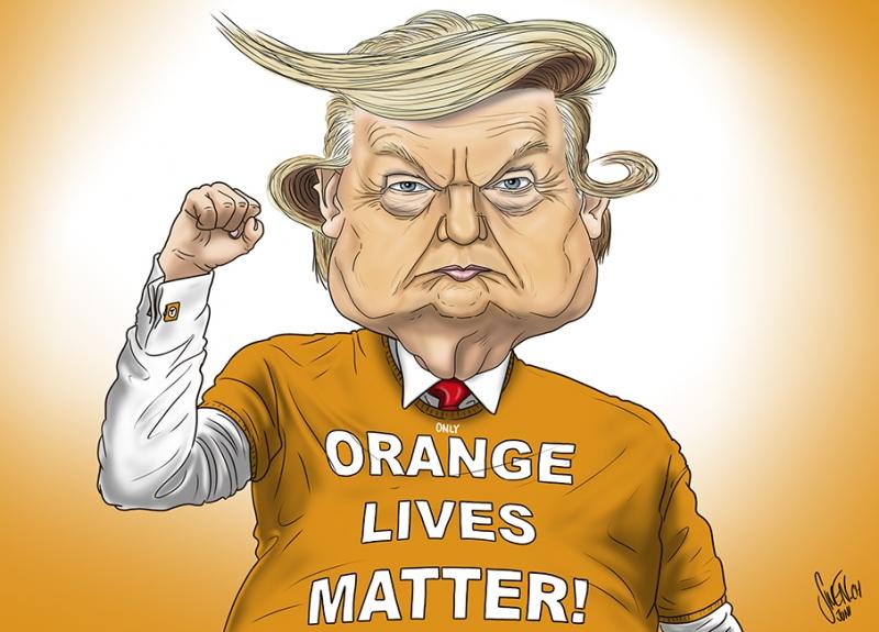 Orange Lives Matter!