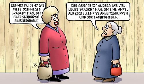 Deutschland: Regierungsbildung