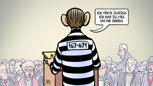 Sebastian Kurz tritt zurück - Freiwillig