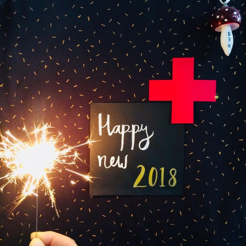 Frohes Neues Jahr! | DRK Odenwaldkreis