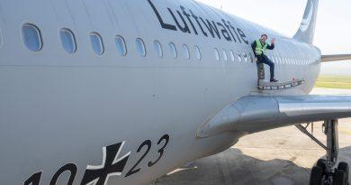 Serengeti-Park Hodenhagen übernimmt Airbus von der Bundeswehr