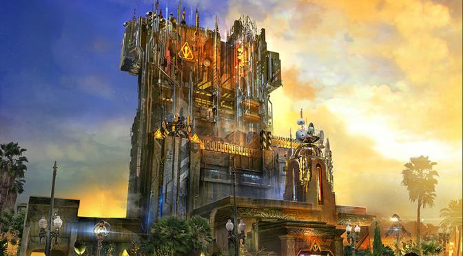Disneyland: Guardians of the Galaxy – Mission: BREAKOUT! zieht in den Tower of Terror ein