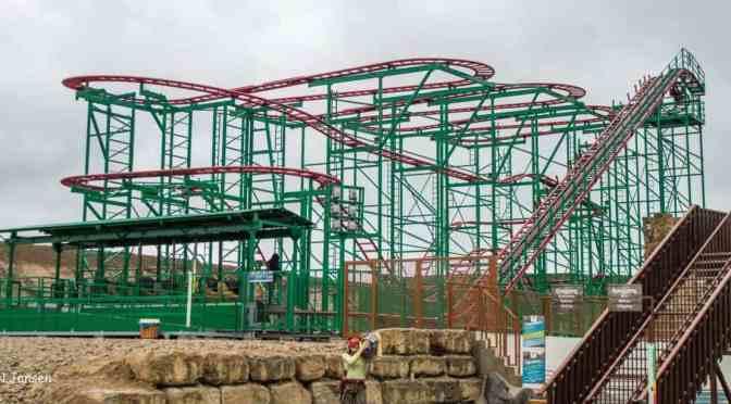 Eifelpark Gondorf: 3 Neuheiten eröffnet und eine Weltneuheit im Bau