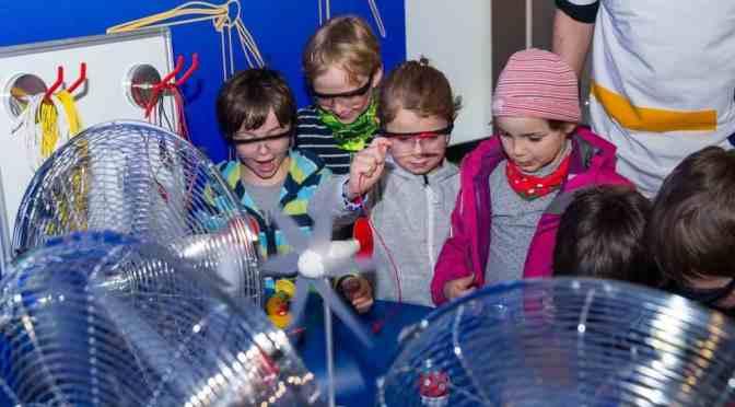 Science Days für Kinder im Europa-Park