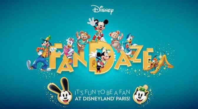 Disney FanDaze Inaugural Party