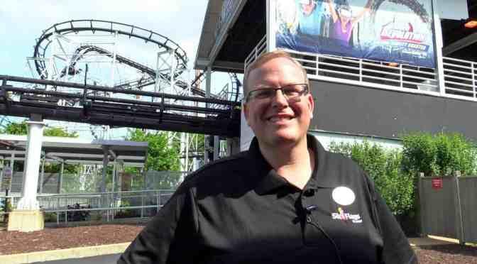 Jobrotation bei Six Flags geht weiter – Peter Carmichael neuer Park Präsident von Six Flags New England