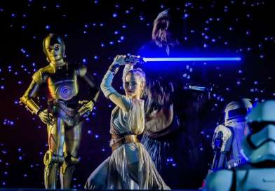 Legends of the Force – Star Wars-Party seit 11. Januar 2020 im Disneyland Paris