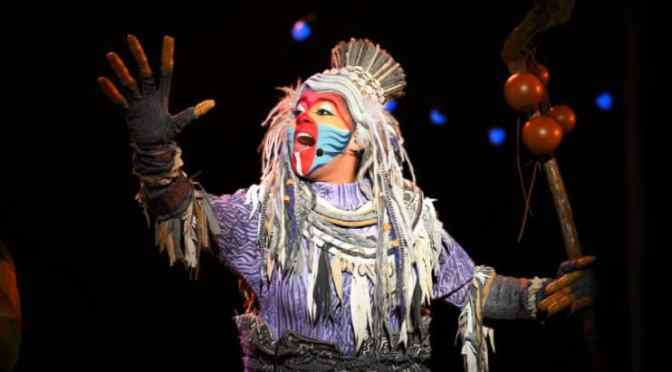 Neue Bühnenshow ab 2019: The Lion King Show