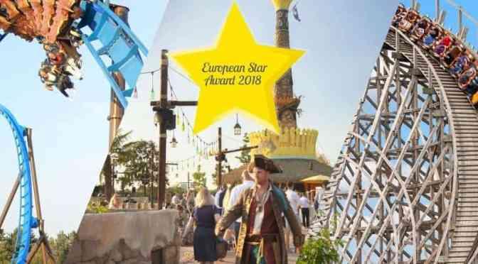 Hohe Auszeichnung für Toverland! Der Freizeitpark aus Holland hat gleich drei European Star Awards gewonnen.