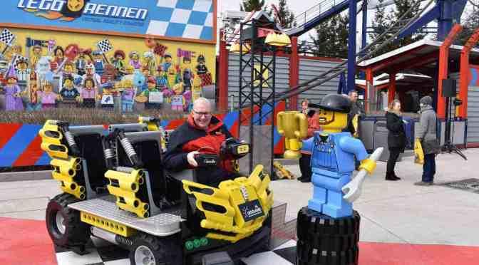 """LEGOLAND Deutschland trennt sich nach nur einer Saison vom VR-Ride """"Das Große LEGO Rennen"""""""
