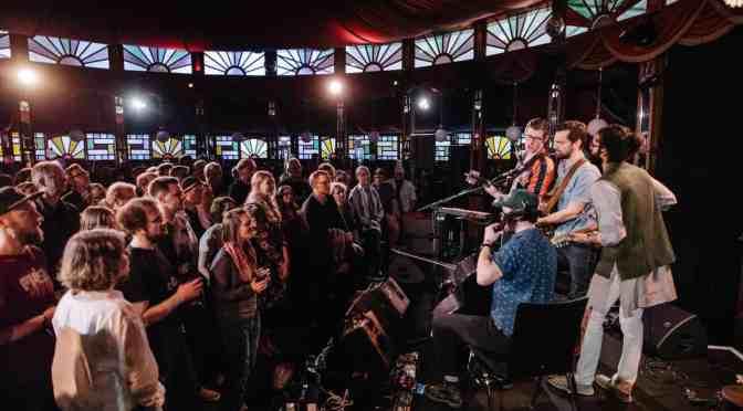 Rolling Stone Park zum besten neuen Festival Europas gekürt