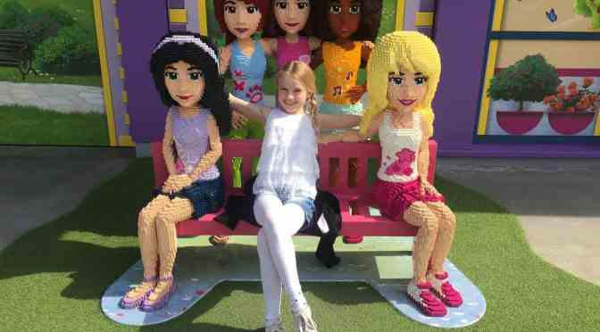 LEGO Friends Party im LEGOLAND Deutschland Resort