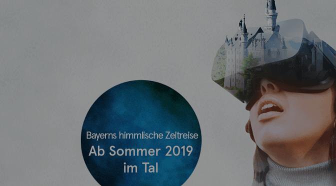 TimeRide lässt München fliegen: Neue Attraktion ermöglicht Zeitreise durch Bayerns Geschichte