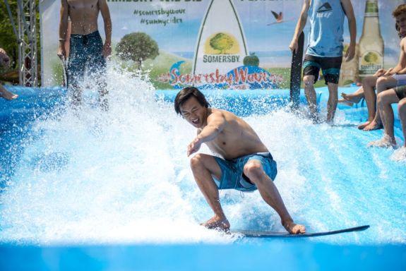 MyZeil Surf-Days - Foto: MyZeil