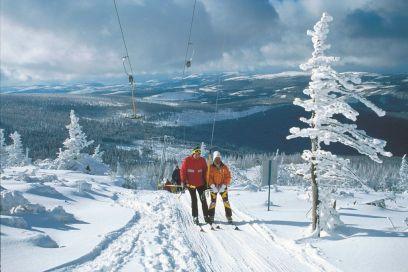 Szklarska Skiarena - Foto: Polnisches Fremdenverkehrsamt