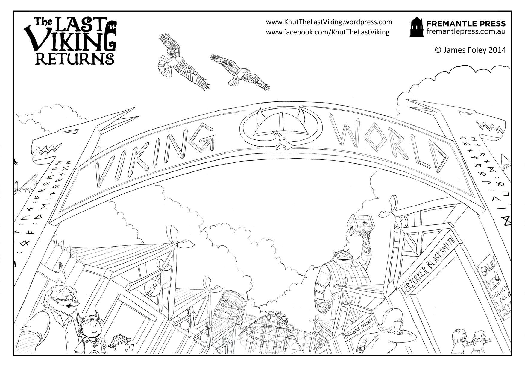 Fun Viking Activities