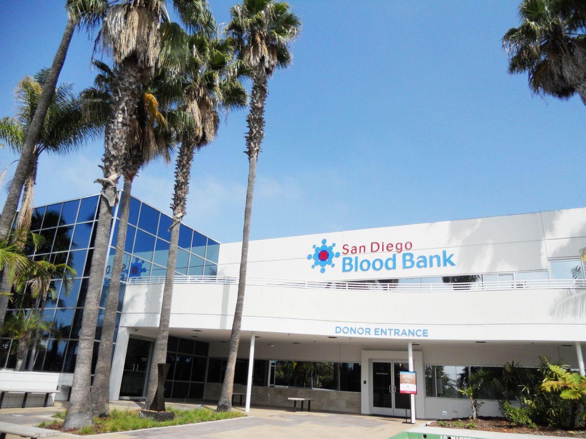 San Diego Blood Bank