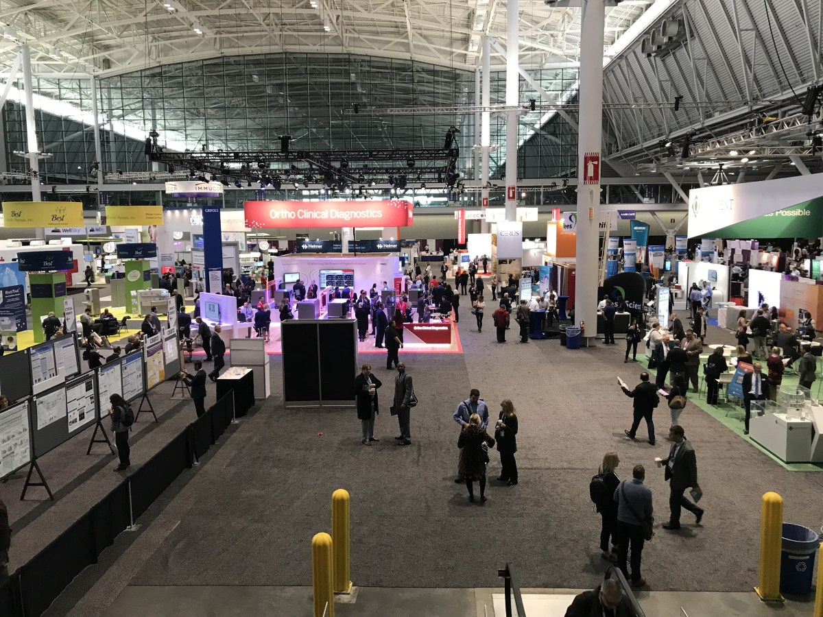 FMS at AABB 2018 Boston