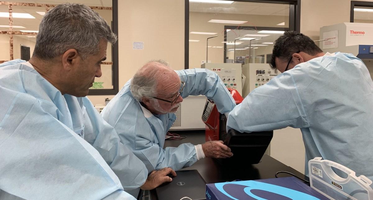 ZipThaw FDA testing underway!
