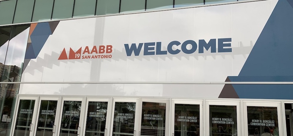 ZipThaw at the 2019 AABB