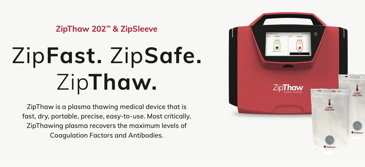 New ZipThaw Brochure