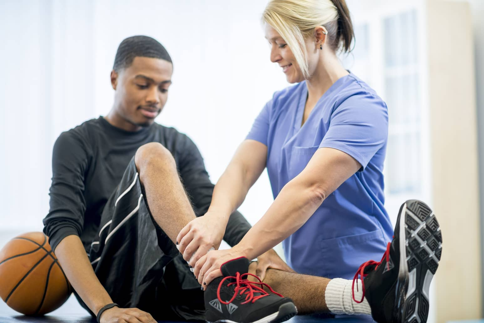 Sports  Rehabilitation Therapy Degree  Join Fremont College Today