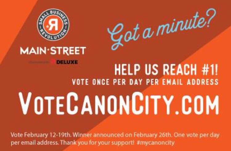 Cañon City – Small Business Revolution Finalist
