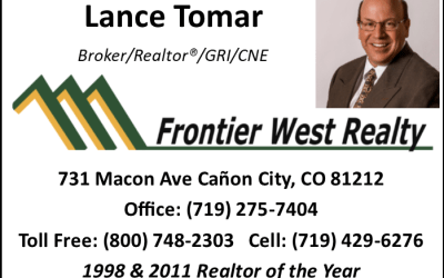 Community Partner Spotlight: Lance Tomar – Frontier West Realty