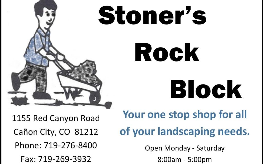 Community Partner Spotlight: Stoner's Rock Block