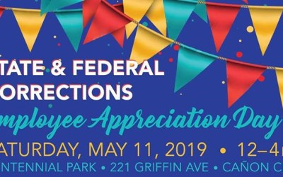 State & Federal Corrections Employee Appreciation Day