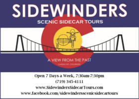 Community Partner Spotlight: Sidewinders Scenic Sidecar Tours