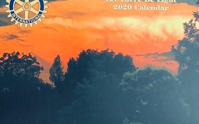 Cañon City Rotary Club Calendars Available