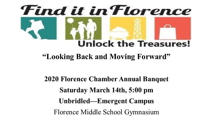 2020 Florence Chamber Annual Banquet