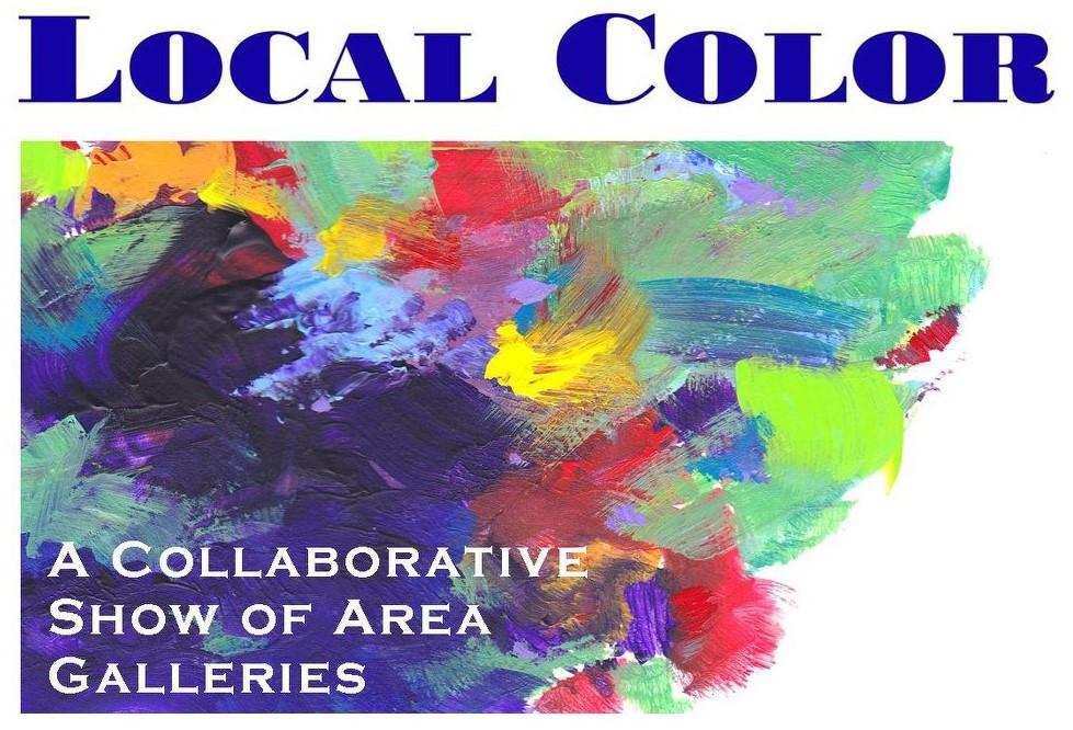 """""""Local Color"""" Collaborative Art Show"""