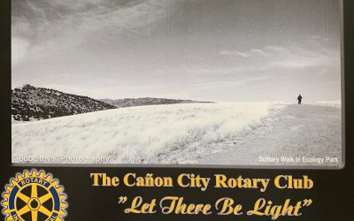 "Cañon City Rotary Club's ""Let There Be Light"" Calendars Available"