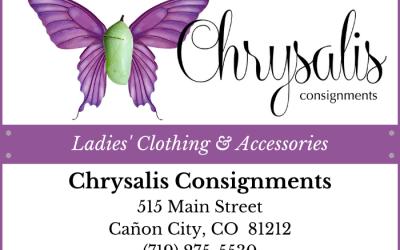 Community Partner Spotlight: Chrysalis Consignments