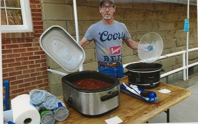 """""""Chili & Beer"""" Event a Success!!"""