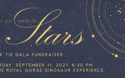 We Are All Made of Stars Black Tie Gala Fundraiser