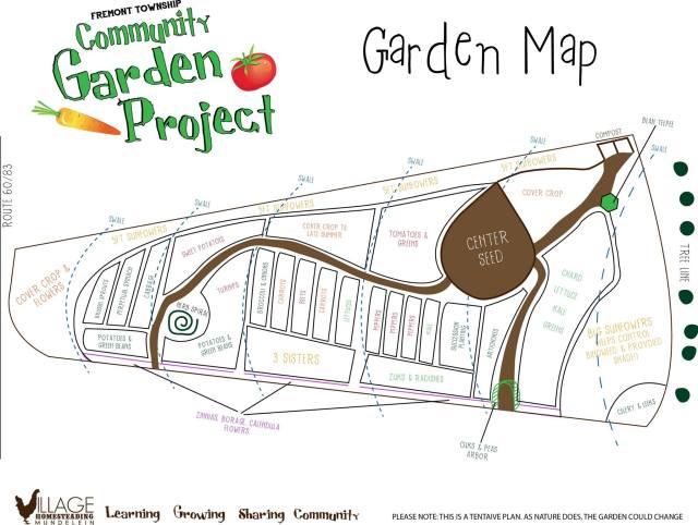 2015--Preliminary Garden Map