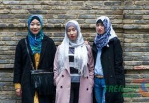 Netizen China anti Islam