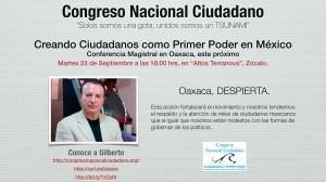 Oaxaca evento