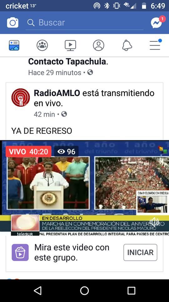 Radio amlo