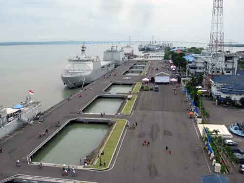 Naval Base Open Day KOARMATIM