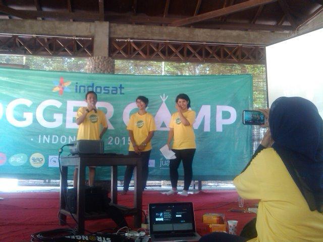 Pemateri BloggerCampID Surabaya