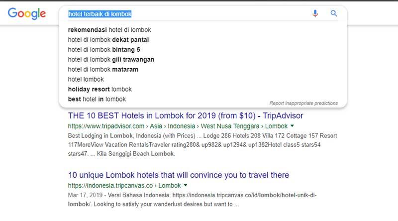 Pencarian-Google-Hotel-Terbaik